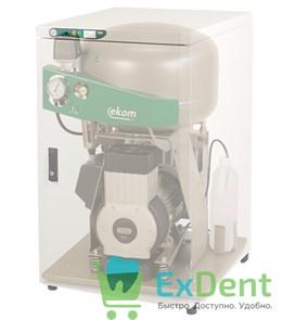 Стоматологический компрессор DK50 PLUS S - с шумопоглощающим шкафом