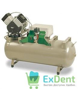 Стоматологический компрессор DK50 2V/110 S - с шумопоглощающим шкафом