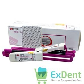 Relyx (Реликс) Luting 2 - стеклоиономерный цемент, стандартный набор (2 x 11 г)
