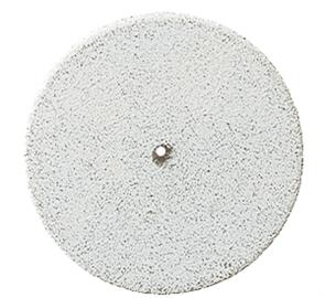 P0301 HP Полир керамики NTI CeraWhite, диск 22 мм, светло-серый - грубо-абразивный