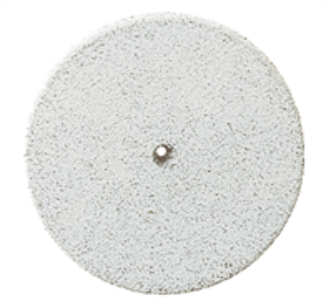 P0302 Полир керамики NTI, диск 17 мм, светло-серый - грубо-абразивный