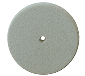 P0321 Полир керамики NTI, диск 22 мм, серый - мелко-абразивный