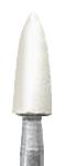 Головка керамическая NTI Арканзас, пламевидный, RA - для финирования композитов