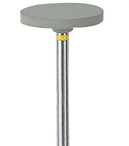 P0375 HP Полир керамики NTI CeraSupergrey, диск 14,5 мм, серый - мелко-абразивный