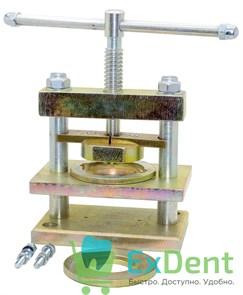 Пресс механический специальный для обработки давлением ПС02 (для выдавливания гипса)