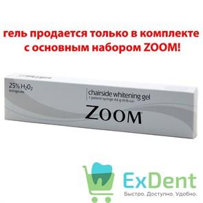 Zoom (Зум) - гель отбеливающий на основе 25% перекиси водорода