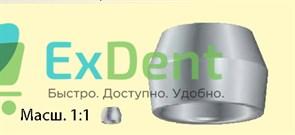 Матрица ВКС-ОЦ (1,7 мм), металлическая (vks-oc) - металлический корпус для матриц