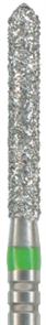 879SE-015F-FG Бор алмазный NTI, форма торпеда, мелкое зерно
