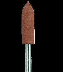 P0031 RA Полир EpsiPol коричневый пуля - для золота, амальгама и композитов