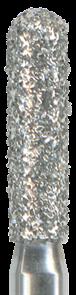 880-016M-FG Бор алмазный NTI, форма цилиндр, круглый, среднее зерно