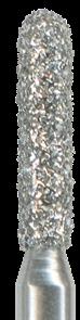 880-014M-FG Бор алмазный NTI, форма цилиндр, круглый, среднее зерно