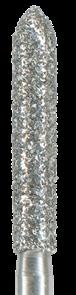 879-018F-FG Бор алмазный NTI, форма торпеда, мелкое зерно