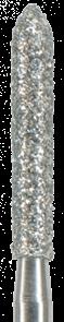 879-016SF-FG Бор алмазный NTI, форма торпеда, сверхмелкое зерно