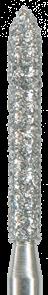 879-014SF-FG Бор алмазный NTI, форма торпеда, сверхмелкое зерно
