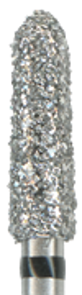 878K-023SC-FG Бор алмазный NTI, форма торпеда, коническая, сверхгрубое зерно