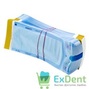 Пакеты для стерилизации Клинипак, 90 х 230 мм, самозапечатывающиеся (200 шт)