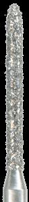 879-010M-FG Бор алмазный NTI, форма торпеда, среднее зерно