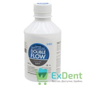 AIR-FLOW порошок Double flo SOFT с глицином, для снятия мягкого налета (200 г)
