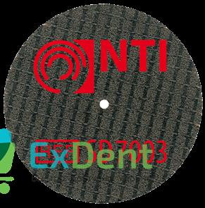 Диск отрезной для металла SD7003 0.50mm NTI