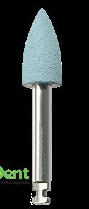 P3032-050-RA Полир керамики NTI, хвостовик RA, форма широкое пламя