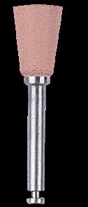 P0365-060-RA Полир керамики NTI, хвостовик RA, форма чашка (обратный конус)