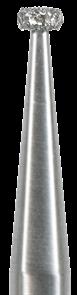 815-012M-FG Бор алмазный NTI, форма колесо, среднее зерно