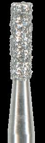 835-012M-HP Бор алмазный NTI, форма цилиндр, среднее зерно