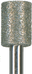 837-050M-HP Бор алмазный NTI, форма цилиндр, среднее зерно