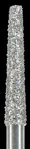 848-018C-HP Бор алмазный NTI, форма конус плоский, грубое зерно
