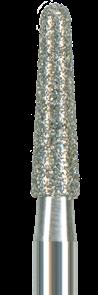 850-025M-HP Бор алмазный NTI, форма конус круглый, среднее зерно
