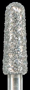 855-025M-HP Бор алмазный NTI, форма конус круглый, среднее зерно