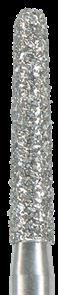 856-016M-HP Бор алмазный NTI, форма конус, закругленный, среднее зерно