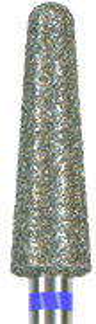 856-040M-HP Бор алмазный NTI, форма конус, закругленный, среднее зерно