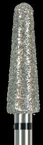 856-040SC-HP Бор алмазный NTI, форма конус, закругленный, сверхгрубое зерно