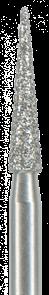 858-016M-HP Бор алмазный NTI, форма конус, остроконечный, среднее зерно