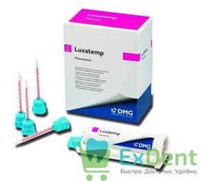 Luxatemp (Люксатемп) Fluorescencel белый - композит д/изготовления временных коронок и мостов (76 г)