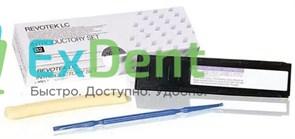 Revotek LC В2 - материал для изготовления временных коронок и мостовидных протезов