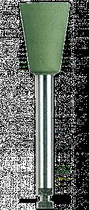 Полир EpsiPol зеленый чашка - для золота, амальгама и композитов до зеркального блека