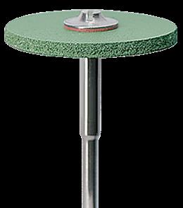 Полир для керамики P301 HP, NTI - CeraSuperGlaze, форма диск, зеленый