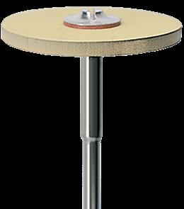 Полир для керамики P30001 HP, NTI - CeraSuperGlaze, форма диск, желтый