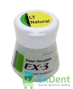 Noritake (Наритаки) EX3 Люстровый фарфор LT Natural (10 г)