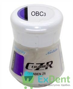 Noritake (Наритаки) CZR OB C3 - опаковый дентин (10 г)