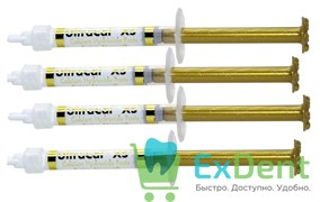 UltraCal XS  -1,2мл.-4шпр. - Паста на основе гидрооксида кальция