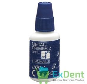 Metalprimer Z (Метал праймер) - для соединения акриловых пластмасс и композитов с металлами (5 мл)
