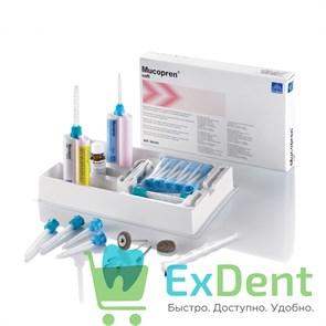 Mucopren soft (Мукопрен софт) эластичная подкладка базиса съемного протеза