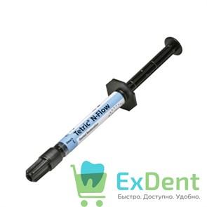 Tetric (Тетрик) N-Flow Bulk Fill IVA - материал пломбировочный (2 г)