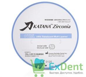 Блок из диоксида црикония ZR UTML A2 Collar (14 мм)