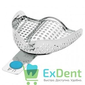 Ложка для слепков, с перфорированием, M верх (Asa Dental)