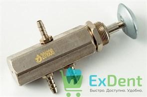 Клапан переключения воды в гидроблоке