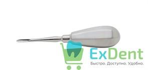 Элеватор №319 для удаления корней зубов прямой, Уайта (BD-880/7)